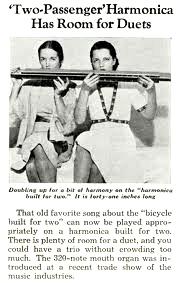harmonica history